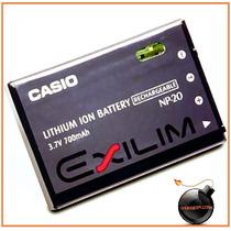 Bateria Original Np-20 Casio Exilim Ex-s880 S880bk S880rd