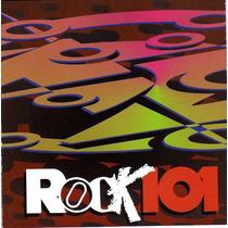 Cd De Rock 101: Año 12 (track Fantasma + Promo Año 12)