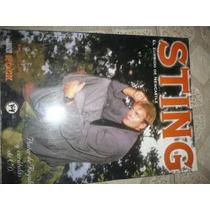 Sting The Police Libro Especial Editorial La Mascara Poster