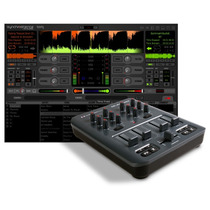 M-audio Torq Mixlab X-session Pro Dj Controlador Virtual Dj