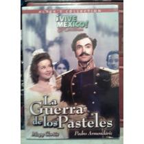 Dvd La Guerra De Los Pasteles Con Pedro Armendariz