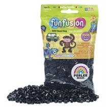 Perler Beads Paquete 1000 Cuentas Color Negro Original