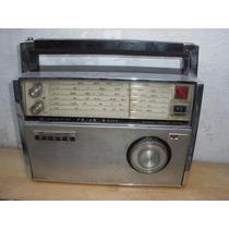 Radio Multibanda Vintage Silver No Funciona