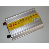 Inversor De Corriente Pwm 1000w Con Cargador De Bateria
