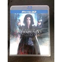 Inframundo El Despertar (underworld) ( Bluray 3d )