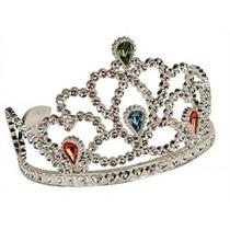 10 Coronas Princesa, Tiaras, Fiesta, Eventos, Animación.