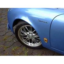 Kit Cantoneras Ensanchamiento Porsche Speedster 356 Replica