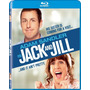 Jack Y Jill ( Bluray ) Con Adam Sandler Y Eugenio Derbez