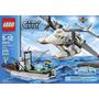 Lego City 60015 Guardacostas: Avión 279 Pzs