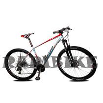 Bicicleta Mtb Venzo Vulcan Rodado 29 -27 Velocidades Discos