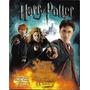 El Mundo Magico De Harry Potter Album De Laminas Panini