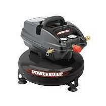 Compresor Aire Power Built 3gal 100psi (faltan 5 Accesorios)