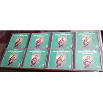 Instrumentales De Coleccion Paquete De 8 Cds Originales Au1