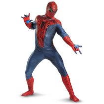 Disfraz Replica Pelicula Hombre Araña Elite Adulto Hlw