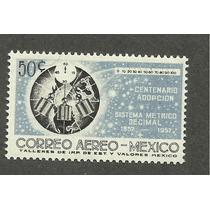 Mexico Adopcion Del Sistema Metrico Decimal 1957