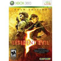 Resident Evil 5 Gold Edition Xbox 360 Nuevo Blakhelmet E