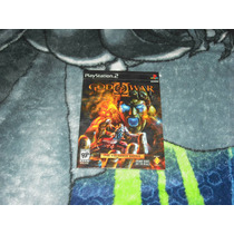 God Of War 2 The Colossus Battle Demo Muy Buen Estado Ps2