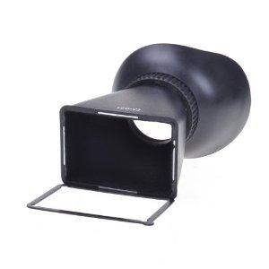 Lcd Viewfinder 3 Pulg Visor 2.8x P Camara Canon Nuevo Hm4 - $ 1,039.41 en Mercado Libre