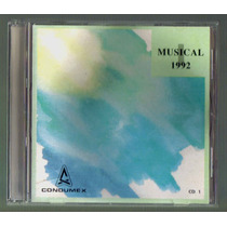 Regalo Musical 1992 Cd1 Condumex Unica Ed 2002 C/booklet Hwo