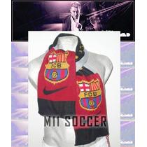 Bufanda Futbol Club Barcelona, Marca Nike