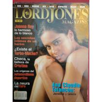 Ana Claudia Talancon Lord Jones Magazine