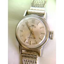 Reloj Vintage Dama Haste-fortis Manual 21j. Cal.57-21fhf