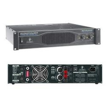 Amplificador Poder Behringer Ep2000 2000w Meses S/intereses!