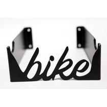 Soporte Para Bici En Muro Bike 100% Acero Hechoenmexico