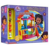 Dora La Exploradora Play Doll House De Fisher Price Casa