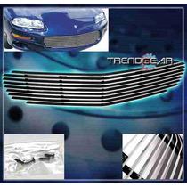 Parrilla Billet Cromada Chevrolet Camaro Z28 Z24 98 99 01 02