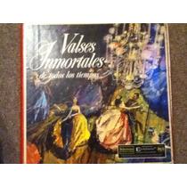 Disco Acetato De: Valses Inmortales De Todos Los Tiempos
