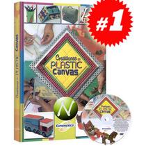 Creaciones En Plastic Canvas 1 Vol + 1 Dvd. Original Y Nuevo