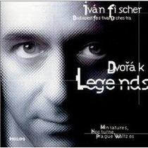 Antonin Dvorak Legends Ivan Fischer Cd Europeo Envio Gratis