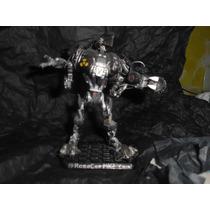 Robocop Mk2 Cain Kotobukiya Mejorado + Fiel Y Realista Mmu