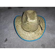 Sombrero Vaquero , Rodeo Con Orilla De Colores