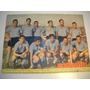 Revista Estadio Equipo De O Higgins 1955
