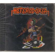 Heterodoxia - Esta Es Mi Patria ( Hardcore Punk ) Cd Rock