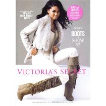 Victorias Secret Sexy Catalogo 2012 Botas Vestidos Botines
