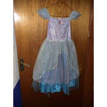 Disfraz Ariel (sirena),4 Puestas,de Tienda Disney,original!