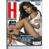 H Para Hombres Claudia Lizaldi Revista