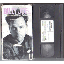 Vhs Billy Joel The Essential Video Collection