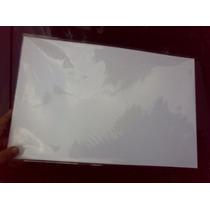 Papel Foto Brillante 260gm Resina 100% Blanco Doble Carta $6