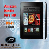 Nuevo Amazon Kindle Fire Hd 7 16gb Wi-fi Modelo Sept 2012