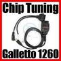 Galletto 1260 Programador Computadora De Carro Chip Tunning