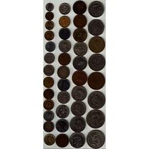 42 Monedas Antiguas Mexicanas Impecables, Lote Aprovecha Op4
