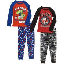 Pijamas Marca Garanimals Americanas Niños... Mayor Y Detal!