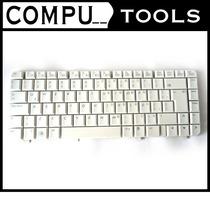 Teclado Original Para Laptop Hp Pavilion Dv4 Blanco