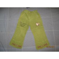 Lindo Pantalon De Pana T 3x