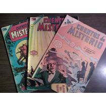 Comic De Cuentos De Misterio Editorial Novaro
