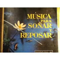 Disco Acetato De: Musica Para Reposar 10 Discos